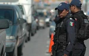 Mexico's Federal Police. Photo: Associated Press.