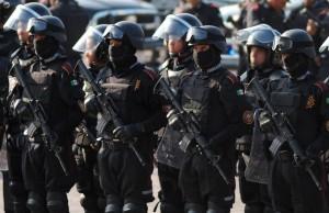 police, mexico