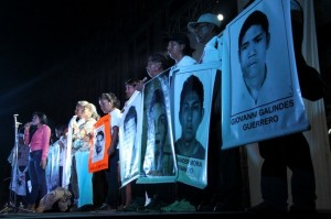 disappeared Iguala students
