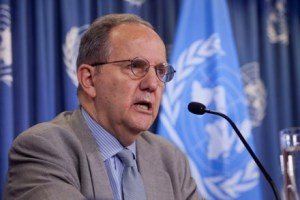 UNHRC investigator