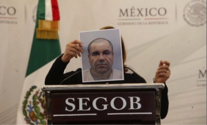 "Photo of Joaquín ""El Chapo"" Guzmán (Image: Telesur)"