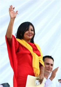 Mayor Gisela Mota