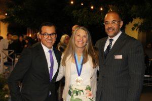 Octavio Rodríguez (Justice in Mexico Program Coordinator), Janice Deaton (OASIS Training Director), Dr. David Shirk (Director, Justice in Mexico)