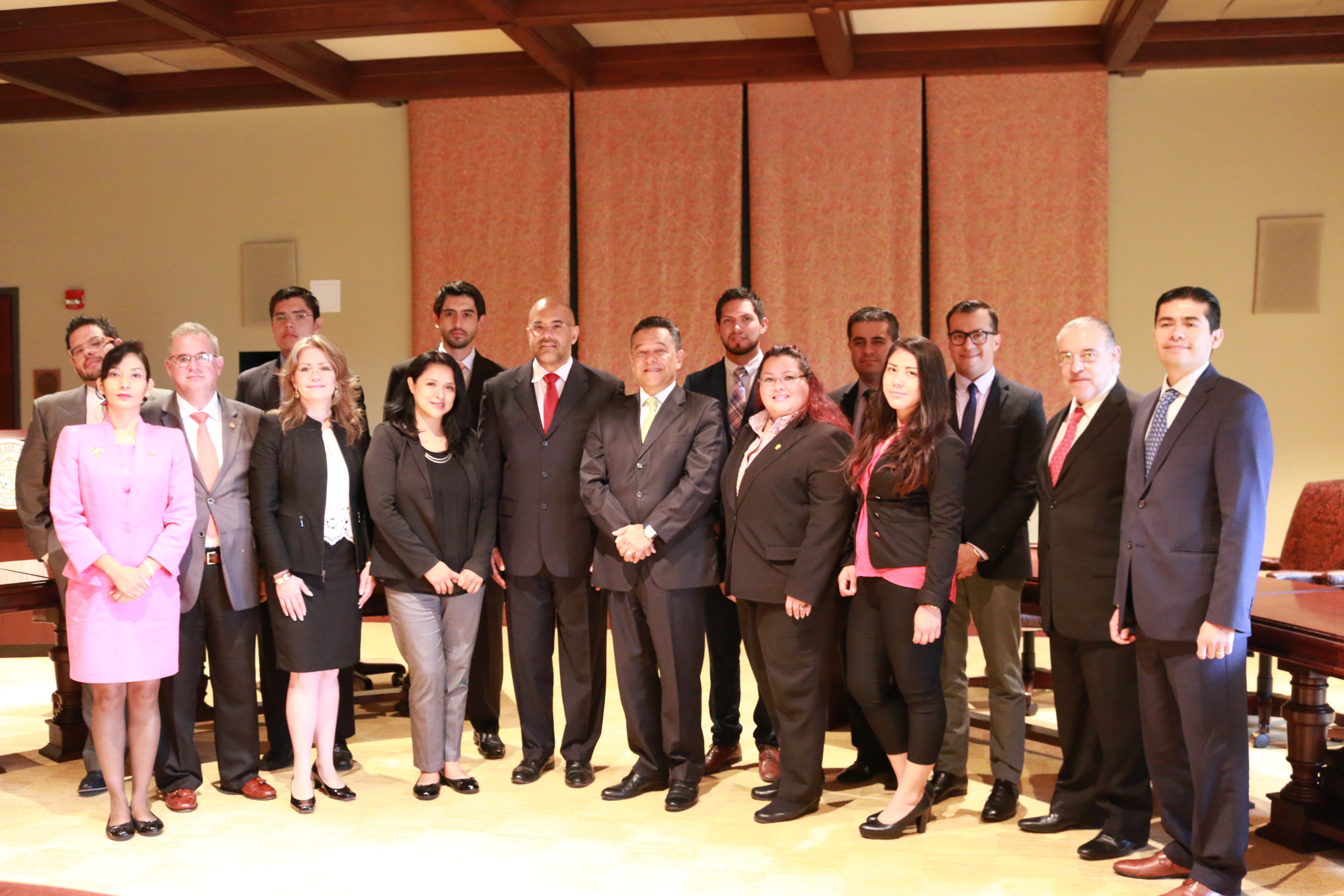 San Diego Law School >> Unam Law School Professors And Students Participate In Oasis San