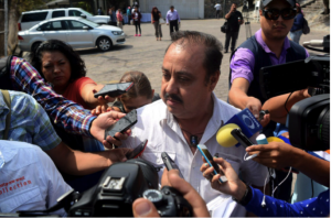 Ambrosio Soto Duarte became the mayor of Pungarabato, Guerrero in July of last year. Source: Excelsior.