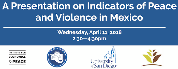 A Presentation on Indicators of Peace and Violence in Mexico