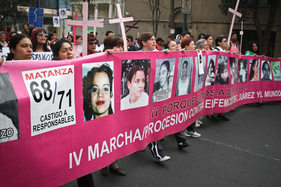 Ni una más: Femicides in Mexico - Justice in Mexico