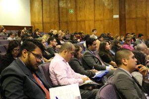 Estudiantes, profesores y académicos del derecho se sumaron a la discusión del IV Simposium