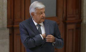 President Andrés Manuel López Obrador