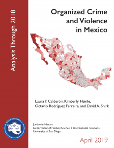 organized crime Archives - Justice in Mexico