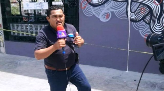 Journalist killed in Quintana Roo.