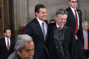 Mexican Supreme Court Justice and former Mexican president